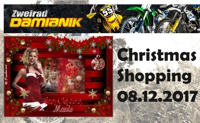 damianik christmas shopping