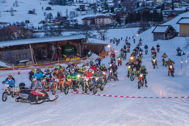 Snow Speed Hill Race Rauris