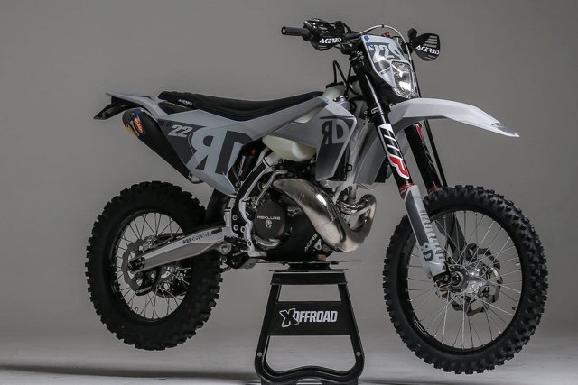 Husqvarna Plastik Kit grau Enduro4You